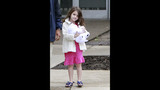 Tom Cruise, Katie, Suri Spotted In Pittsburgh - (9/25)