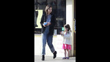 Tom Cruise, Katie, Suri Spotted In Pittsburgh - (3/25)