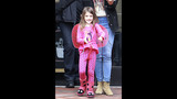 Tom Cruise, Katie, Suri Spotted In Pittsburgh - (13/25)