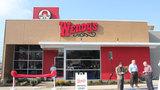 Wendy's Debuts Brand New Restaurant Design In… - (4/25)