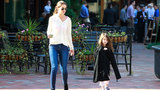 Tom Cruise, Katie, Suri Spotted In Pittsburgh - (15/25)