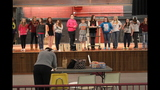 Springdale High School rehearses 'Willy Wonka' - (7/25)