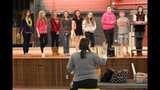 Springdale High School rehearses 'Willy Wonka' - (12/25)