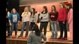 Springdale High School rehearses 'Willy Wonka' - (11/25)
