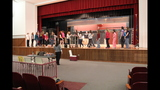 Springdale High School rehearses 'Willy Wonka' - (2/25)