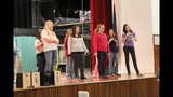 Springdale High School rehearses 'Willy Wonka' - (23/25)