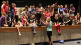 South Park Senior High School rehearses 'Li'l Abner' - (1/25)