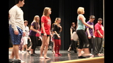 South Park Senior High School rehearses 'Li'l Abner' - (14/25)