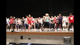 South Park Senior High School rehearses 'Li'l Abner' - (12/25)