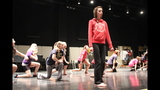 South Park Senior High School rehearses 'Li'l Abner' - (17/25)