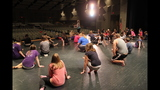 South Park Senior High School rehearses 'Li'l Abner' - (19/25)