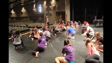 South Park Senior High School rehearses 'Li'l Abner' - (7/25)