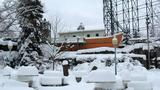 Slideshow: Kennywood Park Rides Covered In Snow - (10/14)