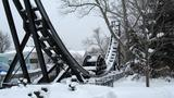 Slideshow: Kennywood Park Rides Covered In Snow - (7/14)