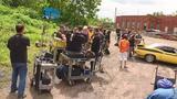 Photos: Behind Scenes Of Val Kilmer Movie In… - (7/22)
