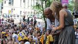 Photos: Hines Ward, Kym Johnson Bring Mirror… - (20/25)