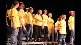 Ambridge High School rehearses 'Seussical' - (25/25)
