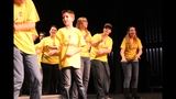 Ambridge High School rehearses 'Seussical' - (12/25)