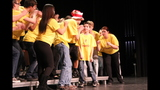 Ambridge High School rehearses 'Seussical' - (4/25)