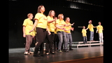 Ambridge High School rehearses 'Seussical' - (8/25)
