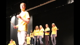 Ambridge High School rehearses 'Seussical' - (6/25)
