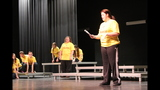 Ambridge High School rehearses 'Seussical' - (13/25)