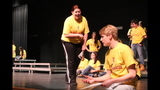 Ambridge High School rehearses 'Seussical' - (9/25)