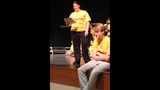 Ambridge High School rehearses 'Seussical' - (3/25)