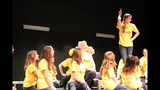 Ambridge High School rehearses 'Seussical' - (7/25)