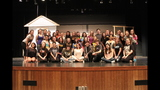 Chartiers Valley High School rehearses 'The Wiz' - (10/25)