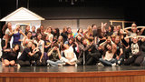 Chartiers Valley High School rehearses 'The Wiz' - (5/25)