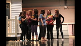Chartiers Valley High School rehearses 'The Wiz' - (17/25)