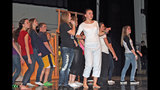 Chartiers Valley High School rehearses 'The Wiz' - (13/25)