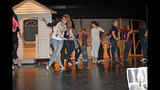 Chartiers Valley High School rehearses 'The Wiz' - (21/25)