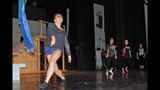 Chartiers Valley High School rehearses 'The Wiz' - (18/25)