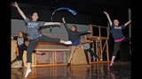 Chartiers Valley High School rehearses 'The Wiz' - (12/25)
