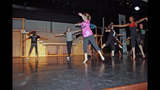 Chartiers Valley High School rehearses 'The Wiz' - (9/25)