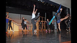 Chartiers Valley High School rehearses 'The Wiz' - (4/25)