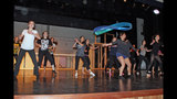 Chartiers Valley High School rehearses 'The Wiz' - (2/25)