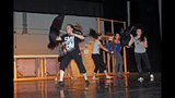 Chartiers Valley High School rehearses 'The Wiz' - (20/25)