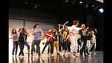 Chartiers Valley High School rehearses 'The Wiz' - (25/25)