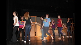 Chartiers Valley High School rehearses 'The Wiz' - (14/25)
