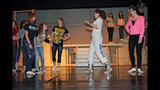 Chartiers Valley High School rehearses 'The Wiz' - (8/25)
