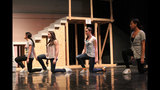 Chartiers Valley High School rehearses 'The Wiz' - (23/25)