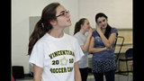 Vincentian Academy rehearses 'The Wizard of Oz' - (25/25)