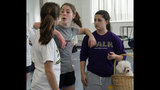 Vincentian Academy rehearses 'The Wizard of Oz' - (18/25)