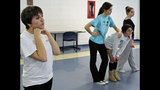 Vincentian Academy rehearses 'The Wizard of Oz' - (3/25)