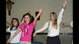 Vincentian Academy rehearses 'The Wizard of Oz' - (7/25)