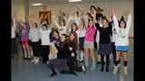 Vincentian Academy rehearses 'The Wizard of Oz' - (2/25)
