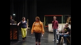 Baldwin High School rehearses 'Curtains' - (2/2)